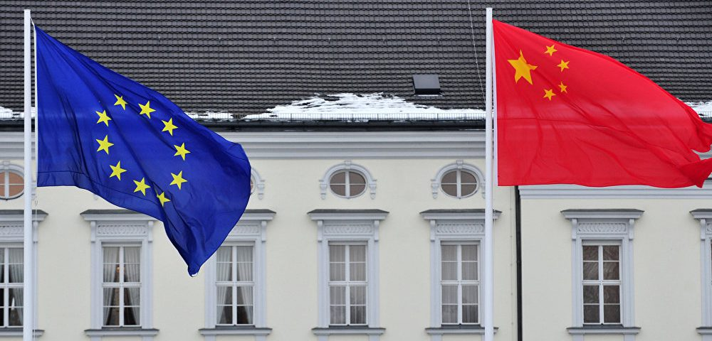 Joint efforts by China, EU can offset US pullout of Iran deal